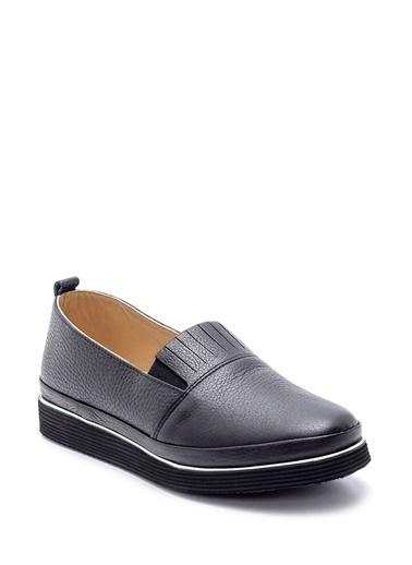 Derimod Kadın Ayakkabı (5003) Casual Siyah